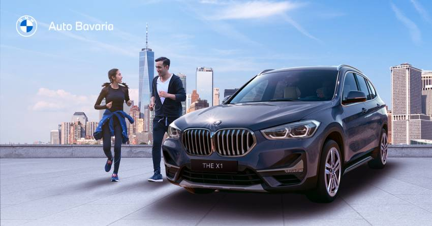 AD: Enjoy attractive discounts, low interest rates and freebies when buying the BMW X1 from Auto Bavaria! Image #1344888
