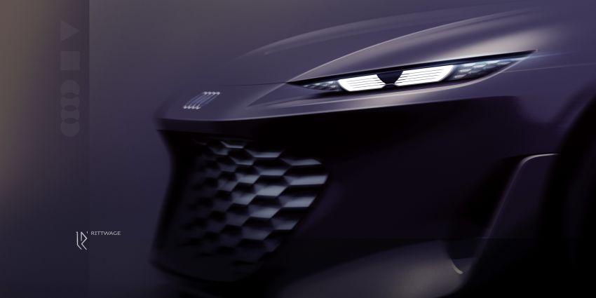 Audi grandsphere concept revealed, previews electric A8 replacement – PPE platform, 720 PS, 750 km range Image #1341171
