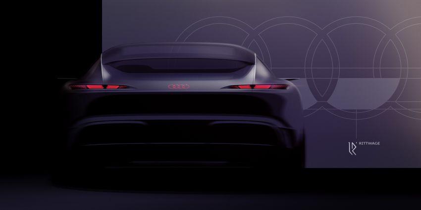 Audi grandsphere concept revealed, previews electric A8 replacement – PPE platform, 720 PS, 750 km range Image #1341175