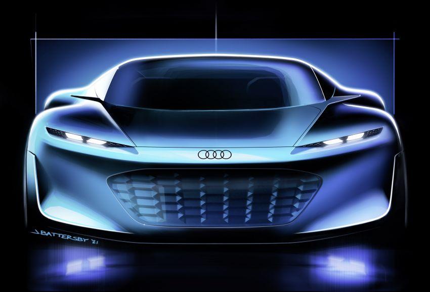 Audi grandsphere concept revealed, previews electric A8 replacement – PPE platform, 720 PS, 750 km range Image #1341178