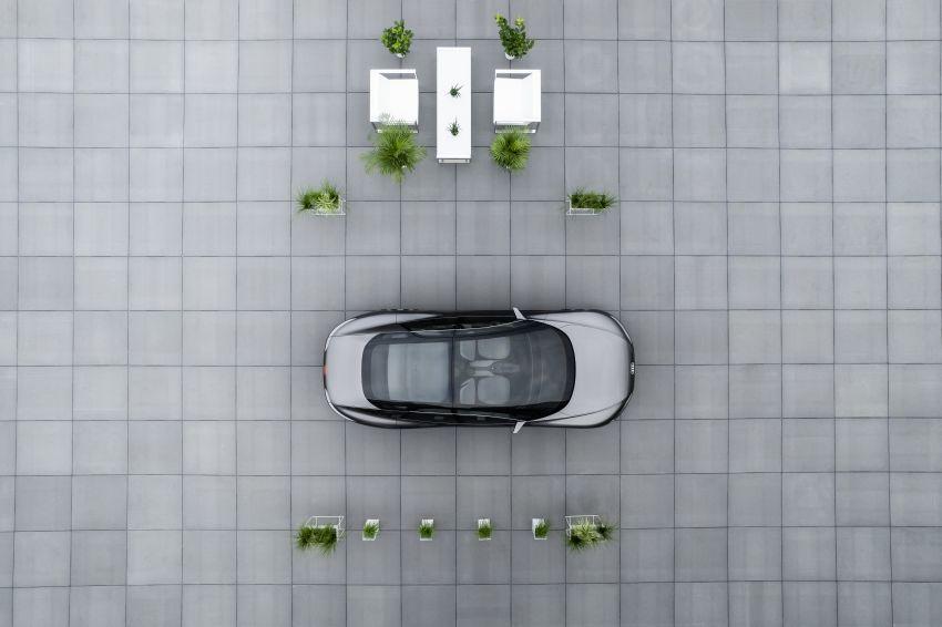 Audi grandsphere concept revealed, previews electric A8 replacement – PPE platform, 720 PS, 750 km range Image #1341077