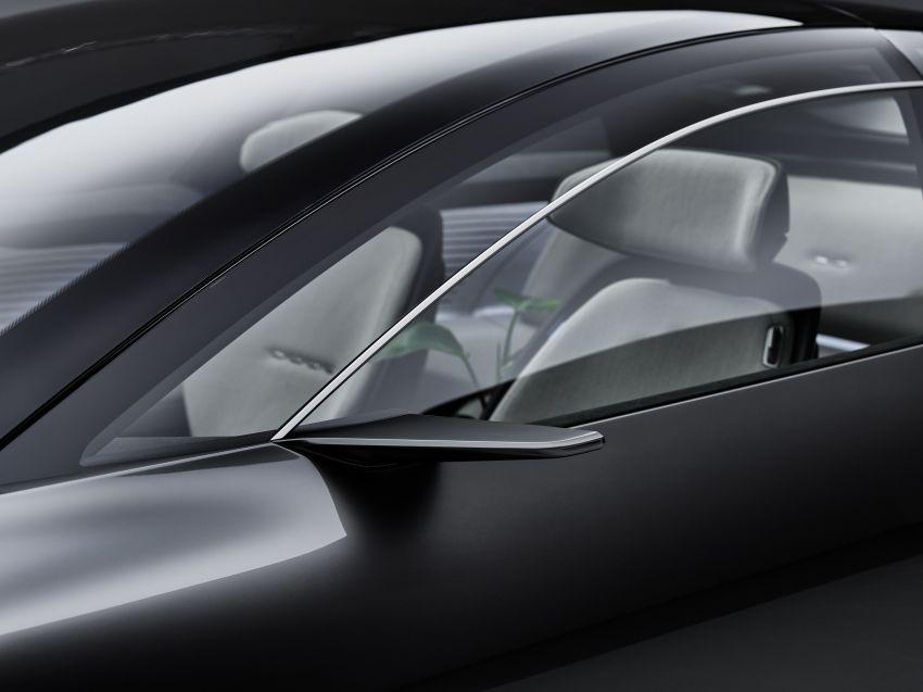 Audi grandsphere concept revealed, previews electric A8 replacement – PPE platform, 720 PS, 750 km range Image #1341088