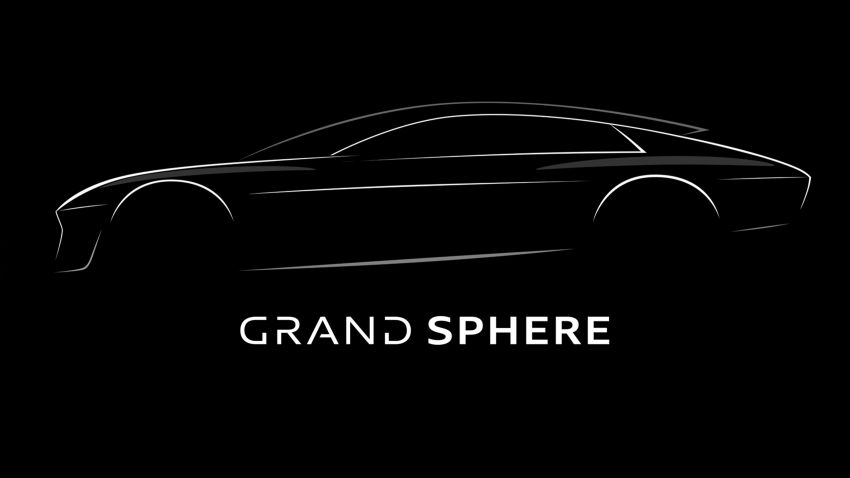Audi grandsphere concept revealed, previews electric A8 replacement – PPE platform, 720 PS, 750 km range Image #1341103