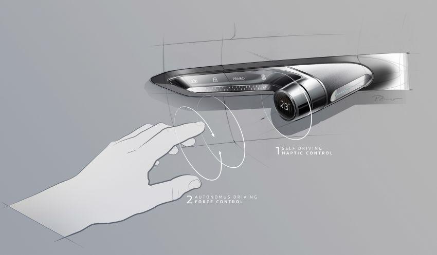 Audi grandsphere concept revealed, previews electric A8 replacement – PPE platform, 720 PS, 750 km range Image #1341123