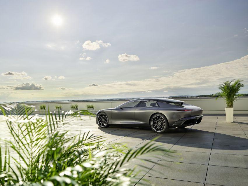 Audi grandsphere concept revealed, previews electric A8 replacement – PPE platform, 720 PS, 750 km range Image #1341070