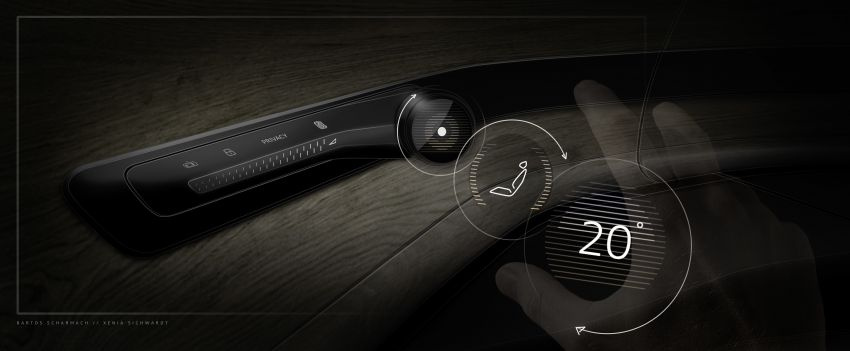 Audi grandsphere concept revealed, previews electric A8 replacement – PPE platform, 720 PS, 750 km range Image #1341144