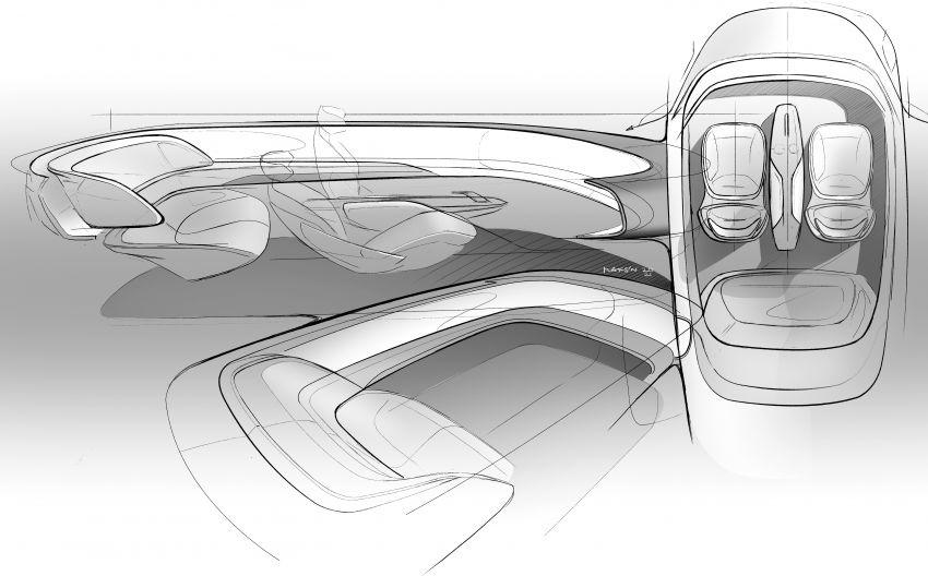 Audi grandsphere concept revealed, previews electric A8 replacement – PPE platform, 720 PS, 750 km range Image #1341159