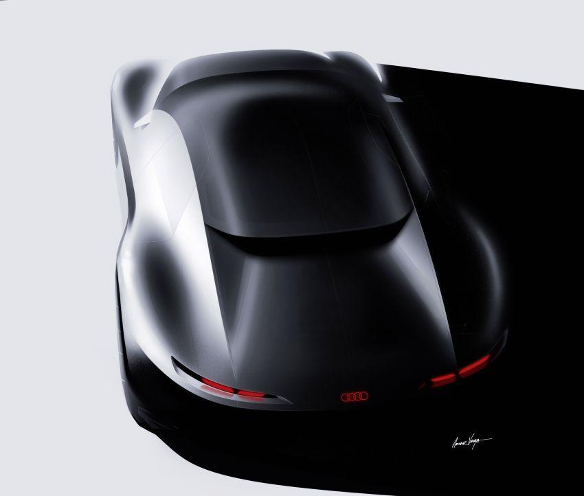 Audi grandsphere concept revealed, previews electric A8 replacement – PPE platform, 720 PS, 750 km range Image #1341168