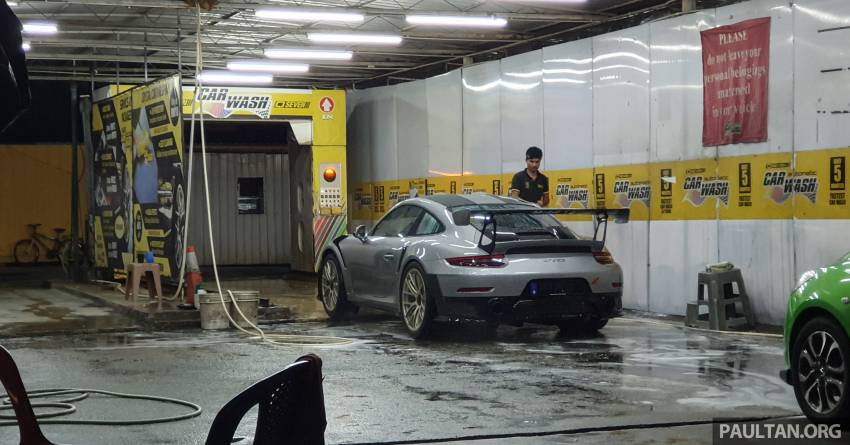 Cheap vs expensive car wash – what's the difference? Image #1354042