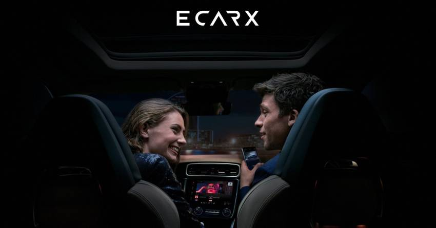 Geely acquires 1.51% stake in ECARX for USD50 mil Image #1343769