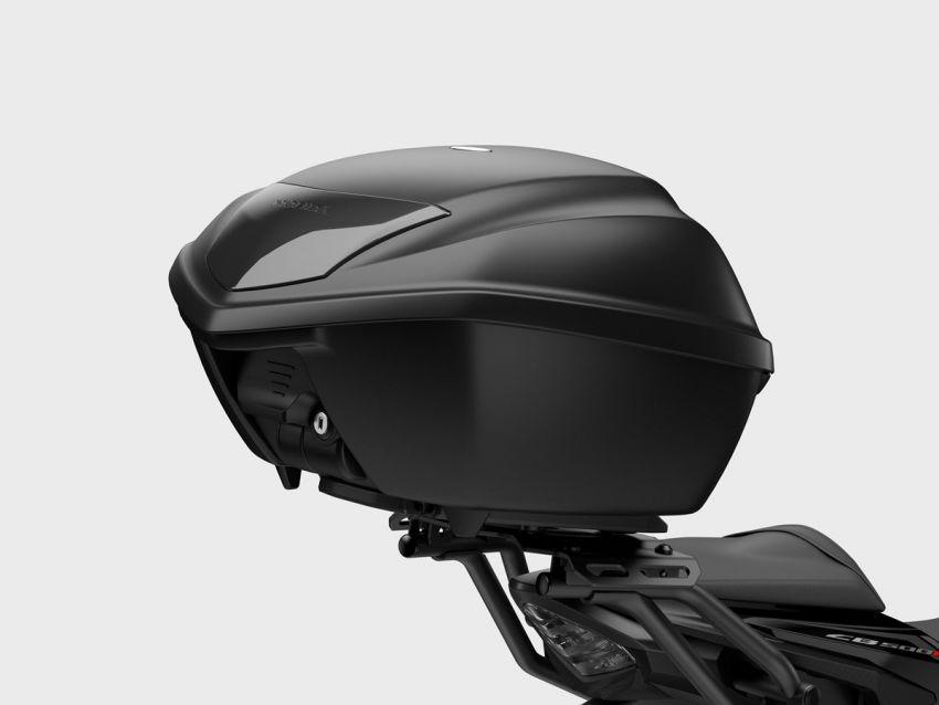 Honda CB500R, CB500F dan CB500X diperbaharui – enjin Euro 5, fork USD Showa, brek cakera berkembar Image #1340521