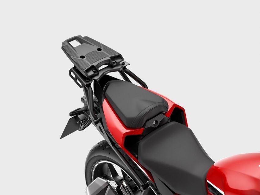 Honda CB500R, CB500F dan CB500X diperbaharui – enjin Euro 5, fork USD Showa, brek cakera berkembar Image #1340580