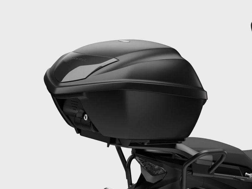 Honda CB500R, CB500F dan CB500X diperbaharui – enjin Euro 5, fork USD Showa, brek cakera berkembar Image #1340545