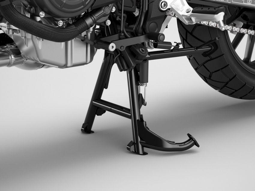 Honda CB500R, CB500F dan CB500X diperbaharui – enjin Euro 5, fork USD Showa, brek cakera berkembar Image #1340552