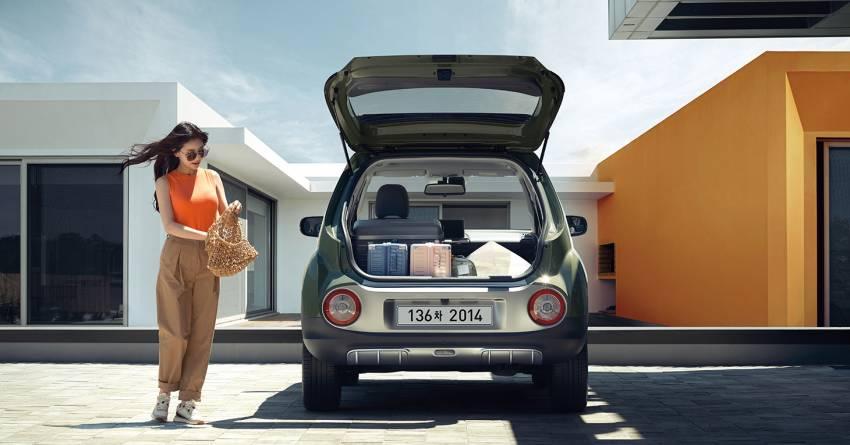 Hyundai Casper – two petrol engines, ADAS across three trim levels for Korean market compact SUV Image #1346981