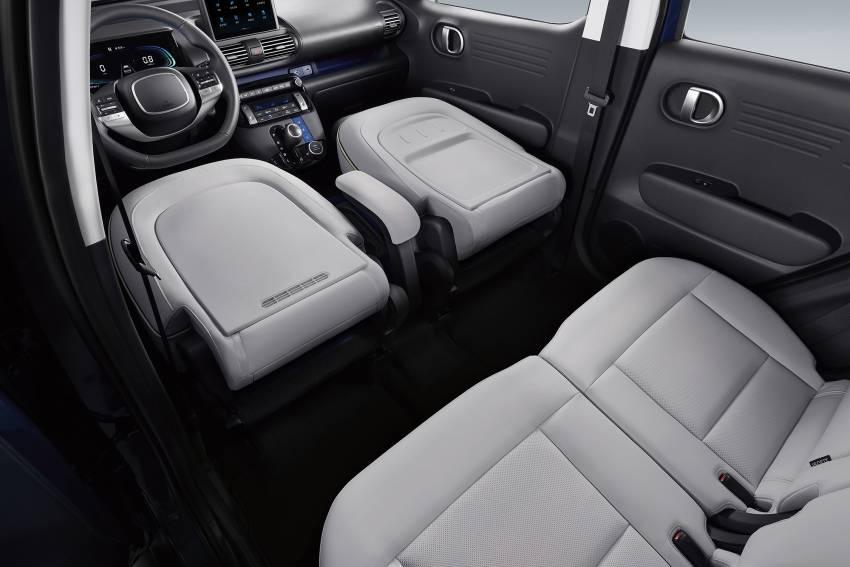 Hyundai Casper – two petrol engines, ADAS across three trim levels for Korean market compact SUV Image #1346984