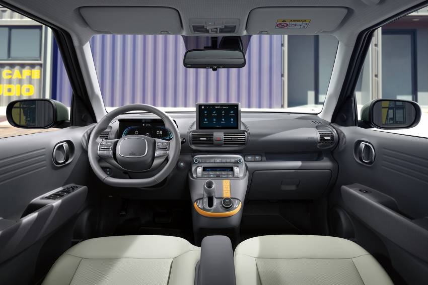 Hyundai Casper – two petrol engines, ADAS across three trim levels for Korean market compact SUV Image #1346985