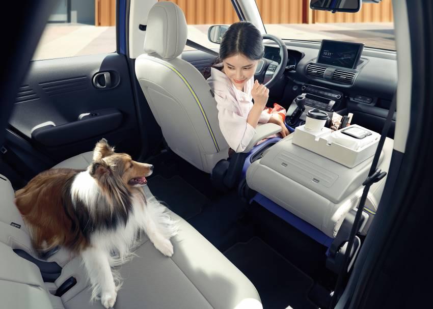 Hyundai Casper – two petrol engines, ADAS across three trim levels for Korean market compact SUV Image #1346987