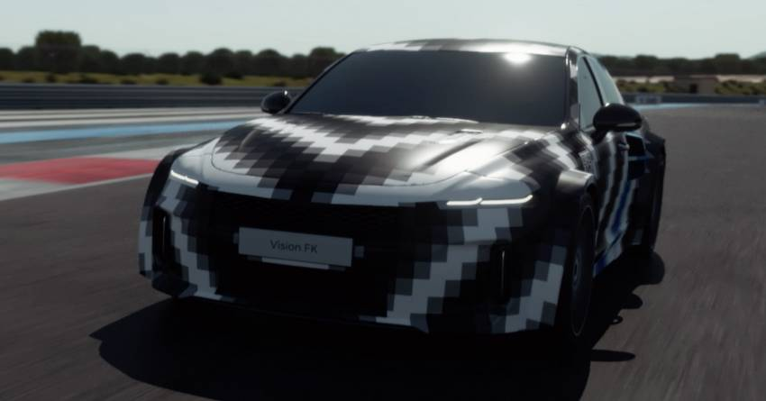 Hyundai Motor Group presents vision to popularise hydrogen by 2040 – Vision FK, Trailer Drone concepts Image #1345809