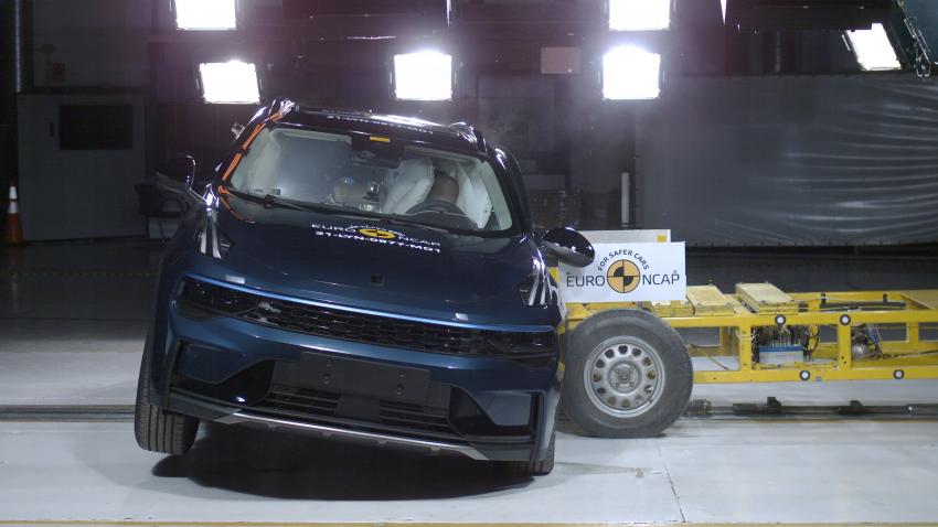 Pengeluar kereta China buktikan produk mereka lebih selamat dari kereta Eropah dalam ujian Euro NCAP Image #1344944
