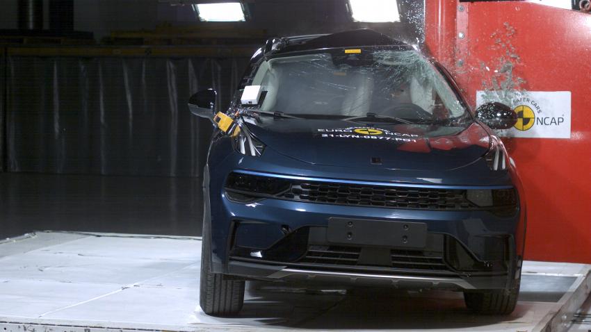 Pengeluar kereta China buktikan produk mereka lebih selamat dari kereta Eropah dalam ujian Euro NCAP Image #1344942