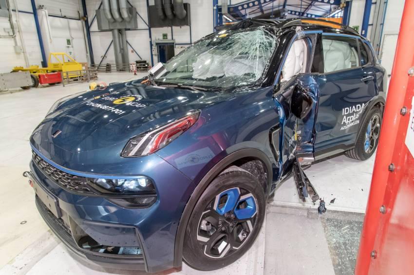 Pengeluar kereta China buktikan produk mereka lebih selamat dari kereta Eropah dalam ujian Euro NCAP Image #1344938