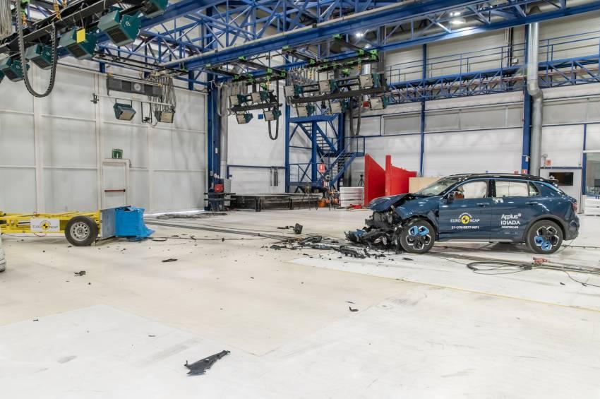 Pengeluar kereta China buktikan produk mereka lebih selamat dari kereta Eropah dalam ujian Euro NCAP Image #1344936
