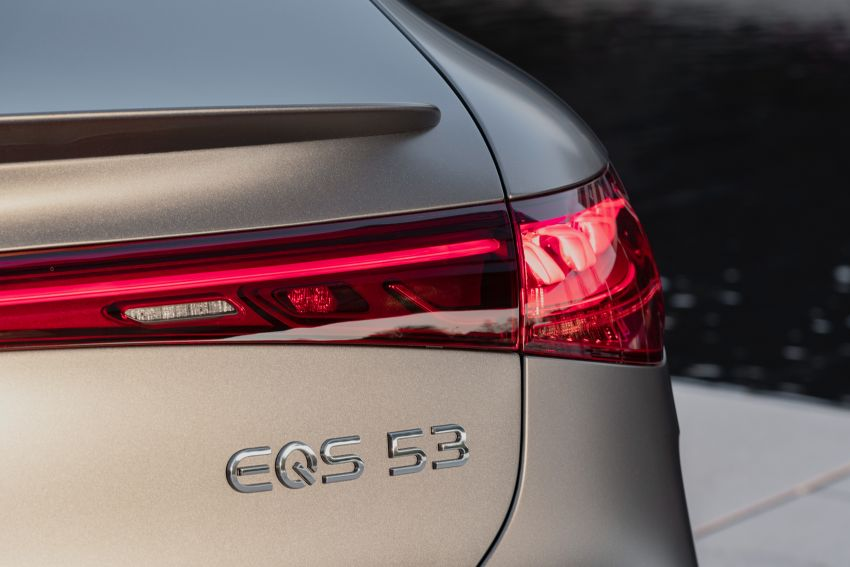 Mercedes-AMG EQS53 4Matic+ revealed – brand's first performance EV receives up to 761 PS and 1,020 Nm Image #1341513