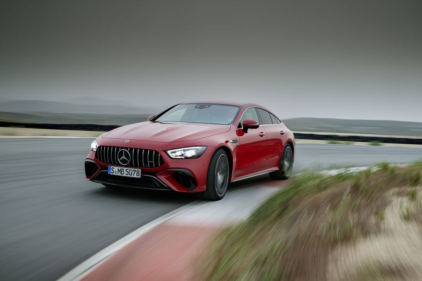 Mercedes-AMG GT63S E Performance didedah – model PHEV AMG pertama dengan kuasa 843 PS, 1,470 Nm Image #1339743