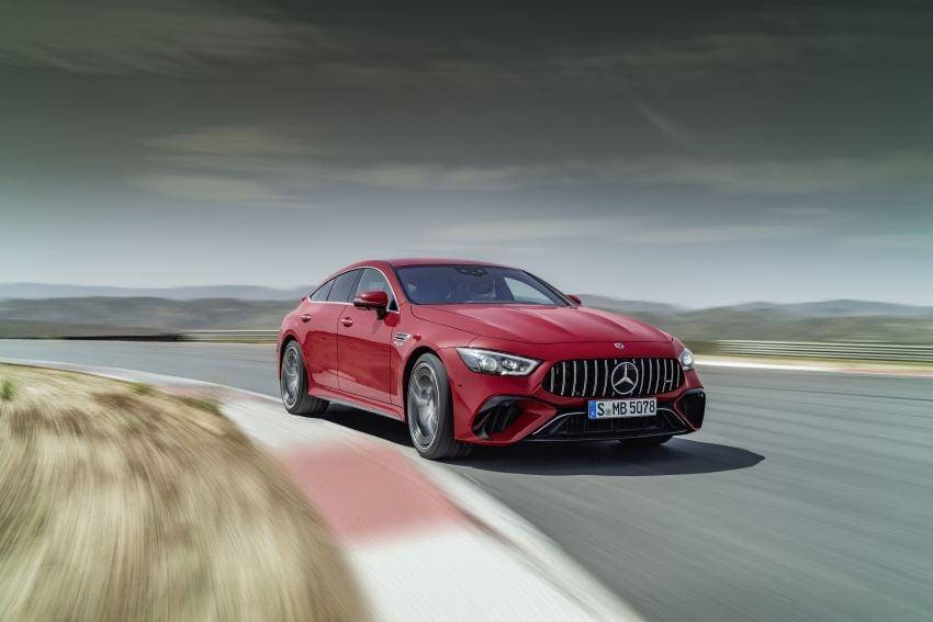 Mercedes-AMG GT63S E Performance didedah – model PHEV AMG pertama dengan kuasa 843 PS, 1,470 Nm Image #1339758