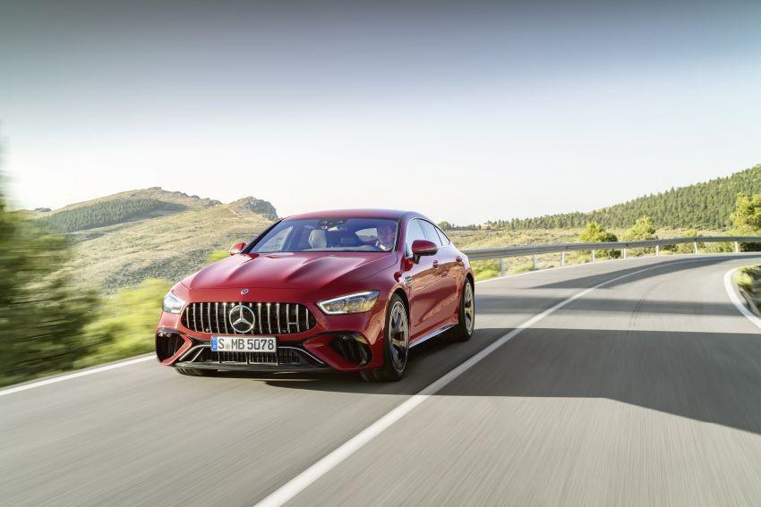 Mercedes-AMG GT63S E Performance didedah – model PHEV AMG pertama dengan kuasa 843 PS, 1,470 Nm Image #1339761