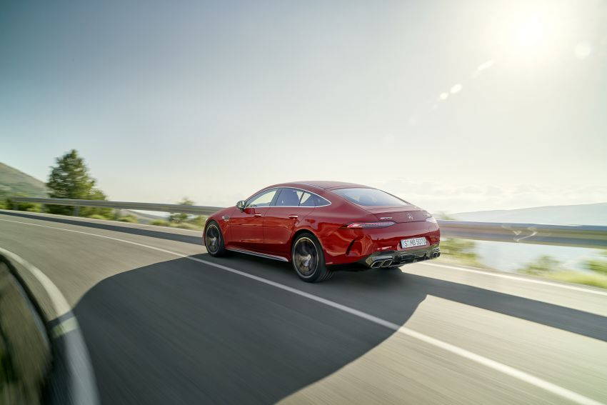 Mercedes-AMG GT63S E Performance didedah – model PHEV AMG pertama dengan kuasa 843 PS, 1,470 Nm Image #1339763