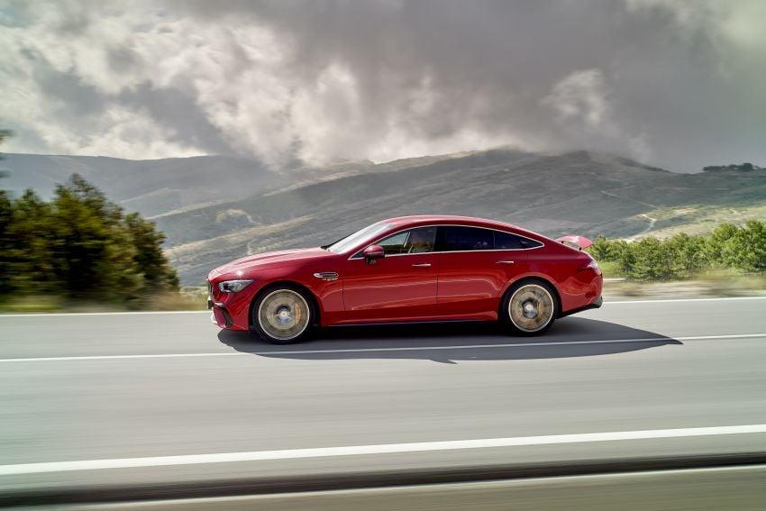 Mercedes-AMG GT63S E Performance didedah – model PHEV AMG pertama dengan kuasa 843 PS, 1,470 Nm Image #1339765