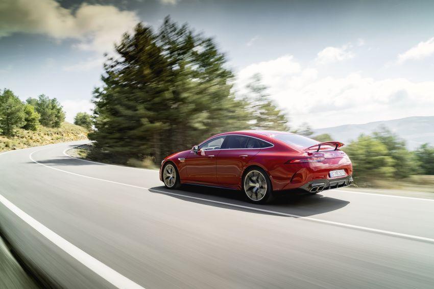 Mercedes-AMG GT63S E Performance didedah – model PHEV AMG pertama dengan kuasa 843 PS, 1,470 Nm Image #1339766