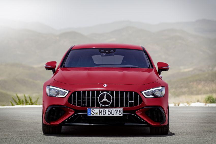 Mercedes-AMG GT63S E Performance didedah – model PHEV AMG pertama dengan kuasa 843 PS, 1,470 Nm Image #1339769