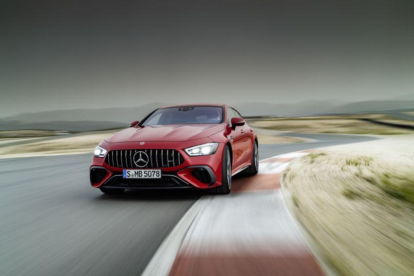Mercedes-AMG GT63S E Performance didedah – model PHEV AMG pertama dengan kuasa 843 PS, 1,470 Nm Image #1339744