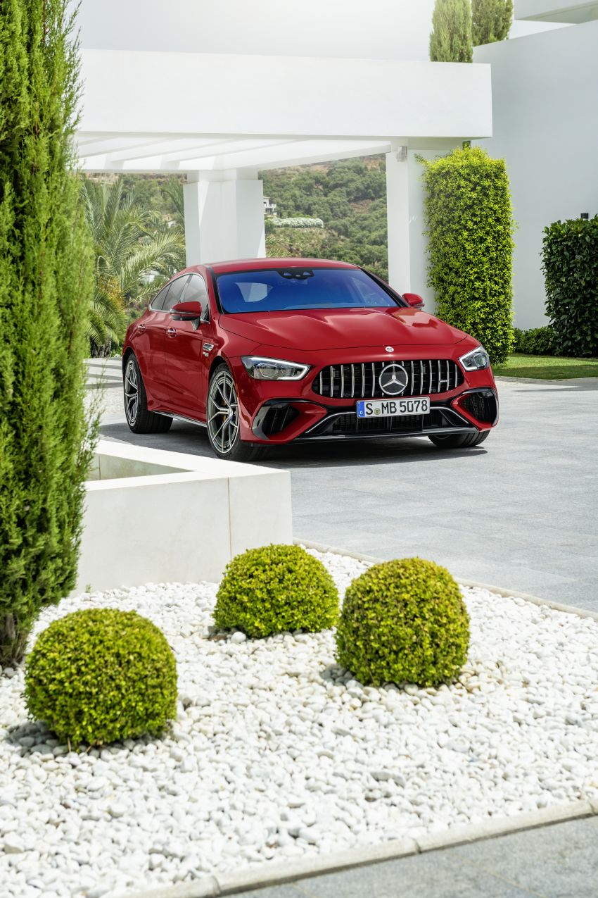 Mercedes-AMG GT63S E Performance didedah – model PHEV AMG pertama dengan kuasa 843 PS, 1,470 Nm Image #1339789
