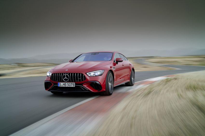 Mercedes-AMG GT63S E Performance didedah – model PHEV AMG pertama dengan kuasa 843 PS, 1,470 Nm Image #1339747