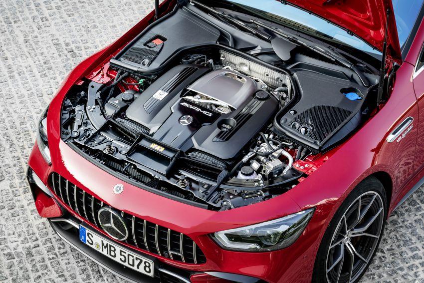 Mercedes-AMG GT63S E Performance didedah – model PHEV AMG pertama dengan kuasa 843 PS, 1,470 Nm Image #1339825