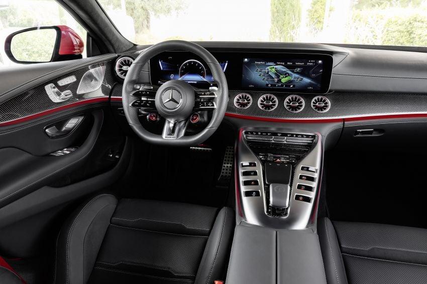 Mercedes-AMG GT63S E Performance didedah – model PHEV AMG pertama dengan kuasa 843 PS, 1,470 Nm Image #1339826