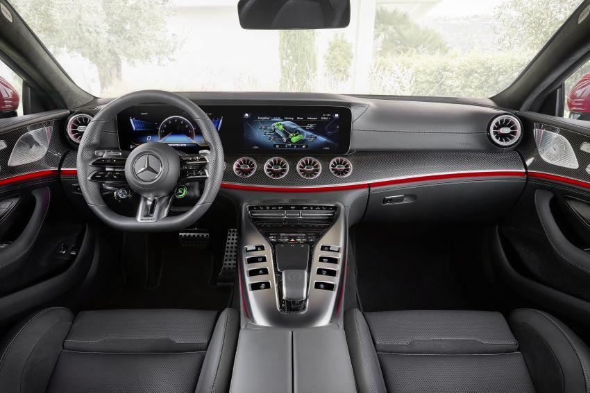 Mercedes-AMG GT63S E Performance didedah – model PHEV AMG pertama dengan kuasa 843 PS, 1,470 Nm Image #1339827