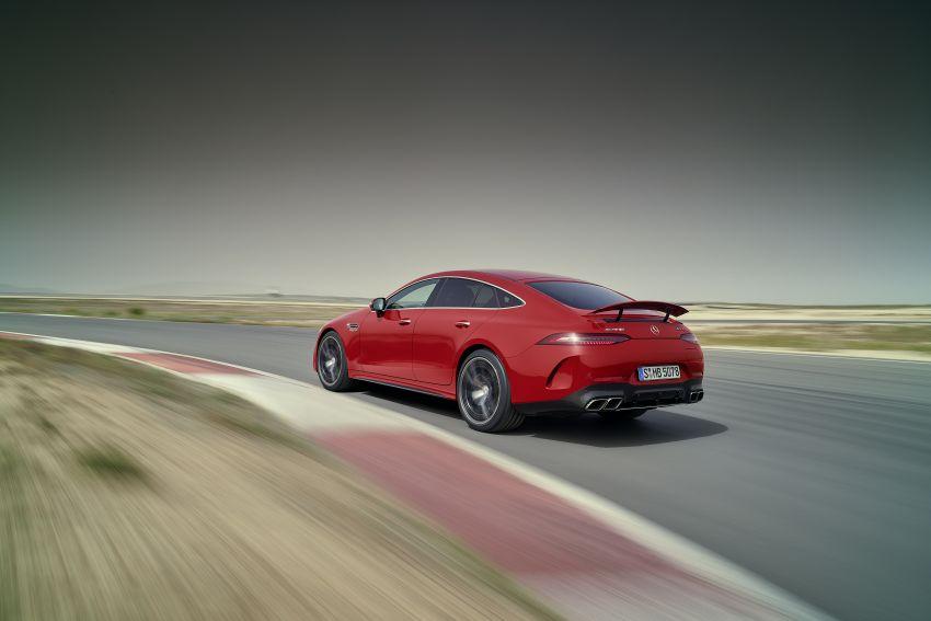 Mercedes-AMG GT63S E Performance didedah – model PHEV AMG pertama dengan kuasa 843 PS, 1,470 Nm Image #1339748