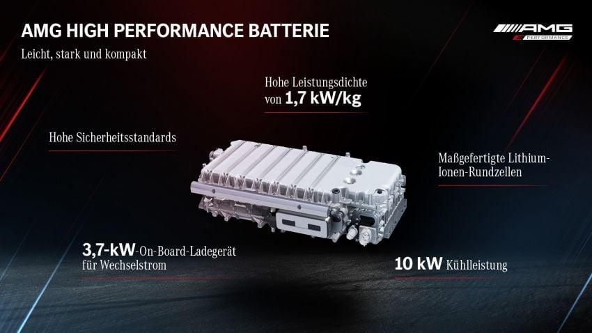 Mercedes-AMG GT63S E Performance didedah – model PHEV AMG pertama dengan kuasa 843 PS, 1,470 Nm Image #1339886