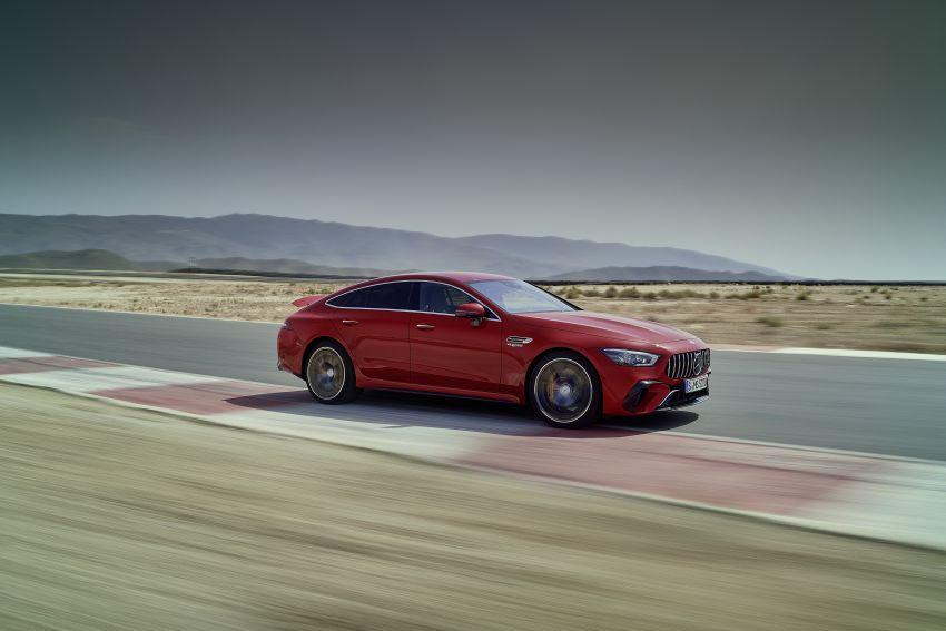 Mercedes-AMG GT63S E Performance didedah – model PHEV AMG pertama dengan kuasa 843 PS, 1,470 Nm Image #1339750