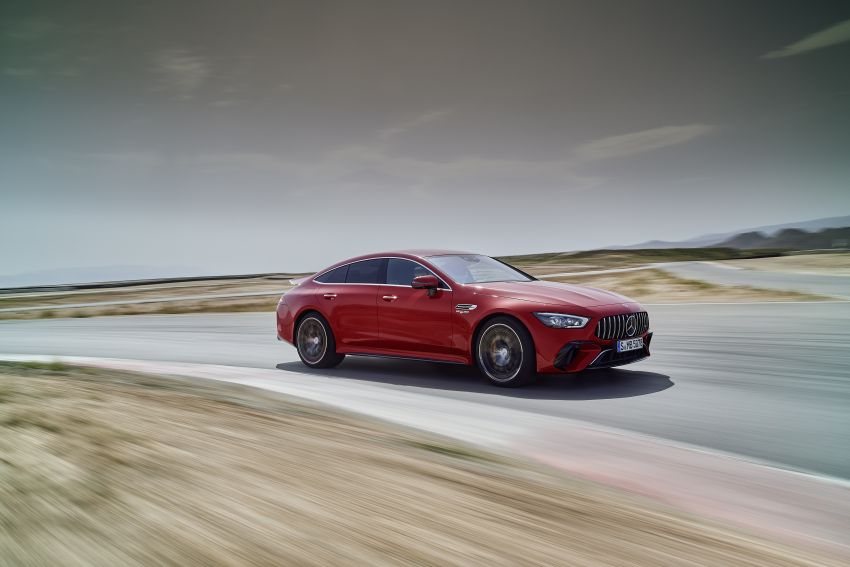 Mercedes-AMG GT63S E Performance didedah – model PHEV AMG pertama dengan kuasa 843 PS, 1,470 Nm Image #1339751