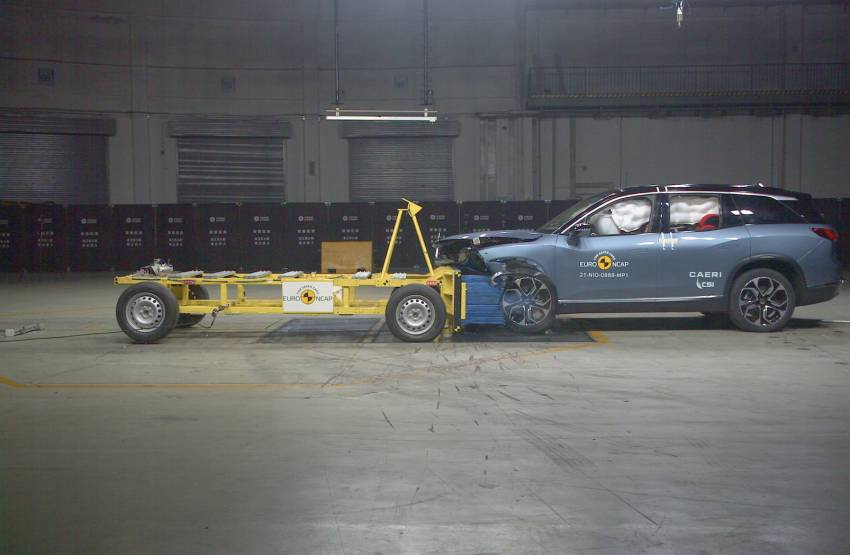 Pengeluar kereta China buktikan produk mereka lebih selamat dari kereta Eropah dalam ujian Euro NCAP Image #1344999