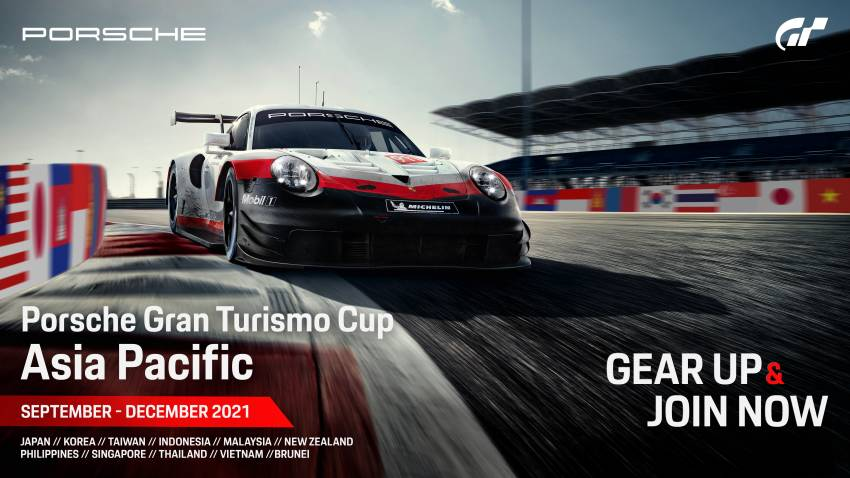 Porsche Gran Turismo Cup Asia Pacific on <em>Gran Turismo Sport</em> open to Malaysians: win a trip to Tokyo! Image #1343488