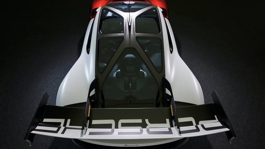 Porsche Mission R – 1,088 PS twin-motor concept with natural fibre bodywork hints at GT racing future Image #1342730