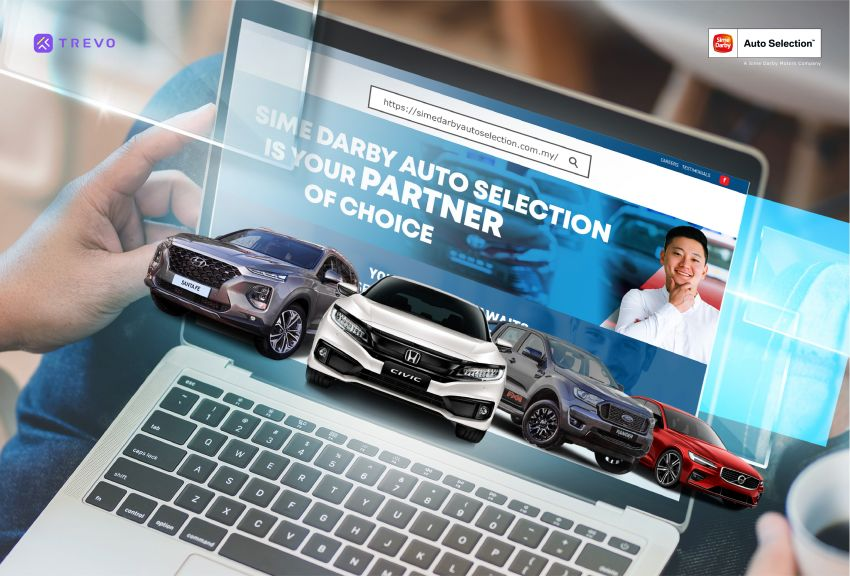 Sime Darby Motors partners Trevo for Fund Your Drive – gain additional income, guaranteed resale value Image #1340633