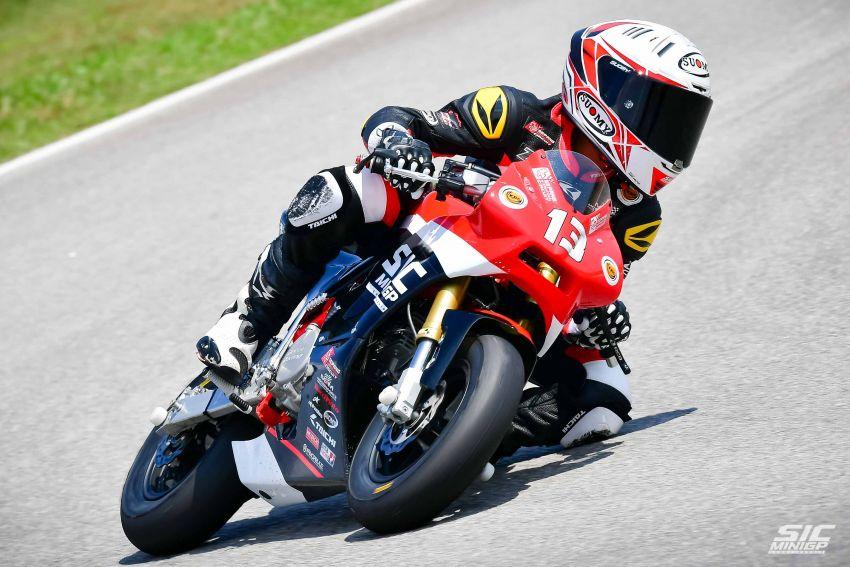 Malaysian racer Hakim Danish wins twice in Italy Image #1341612